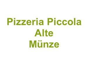 Mittagessen Bei Pizzeria Piccola Alte Münze In 33699 Bielefeld