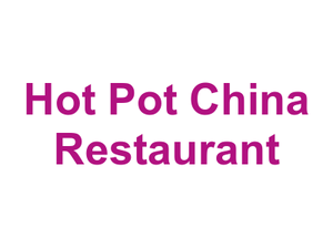 Hot Pot China Restaurant Logo