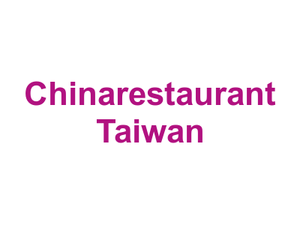 Chinarestaurant Taiwan Logo