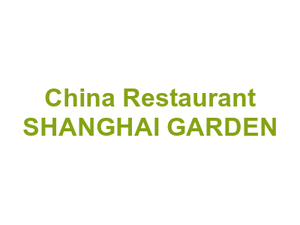 China Restaurant SHANGHAI GARDEN Logo