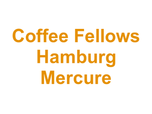 Coffee Fellows Hamburg Mercure Logo