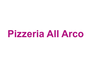 Pizzeria All Arco Logo